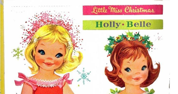 Little Miss Christmas Miss Missy Pape...