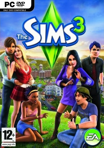 The Sims 3 PC Reloaded-cover