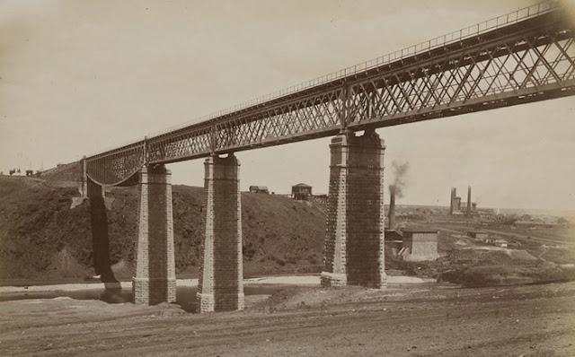Мост Белелюбского, Кривой Рог.