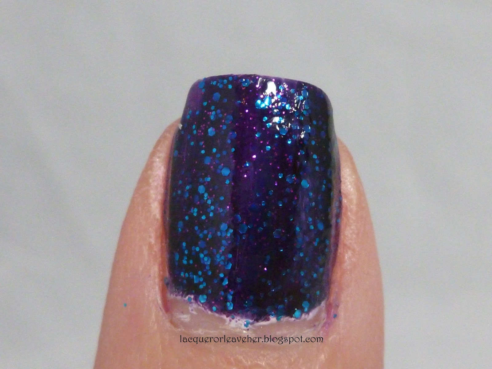 Lacquer or Leave Her!: UPDATED! Review: Blackheart Beauty Stacked ...