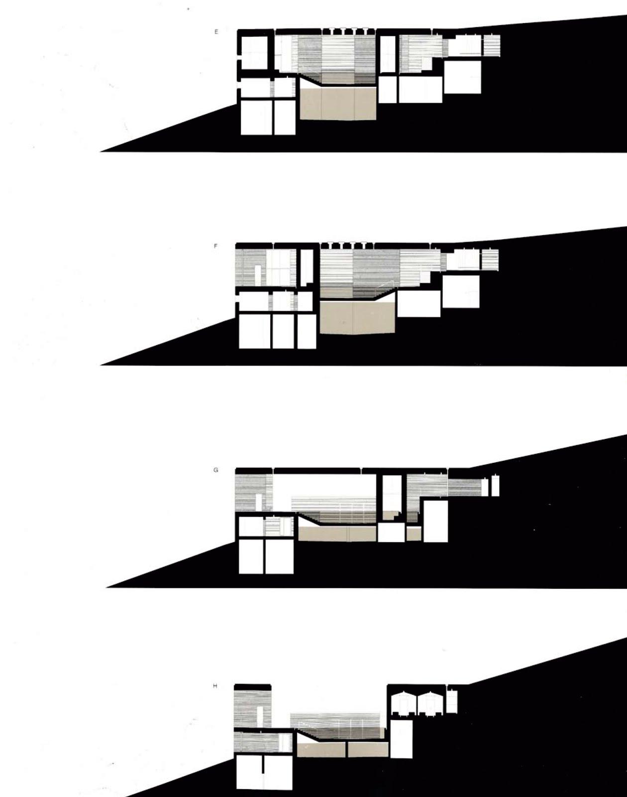 El plan z arquitectura peter zumthor termas de vals videos for Plan de arquitectura