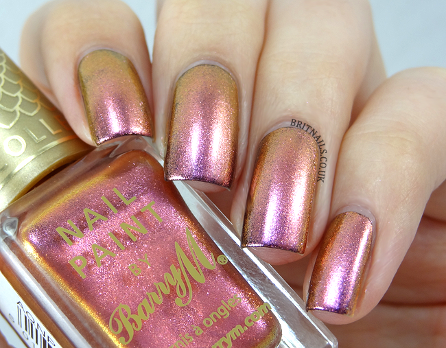 Barry M Mediterranean