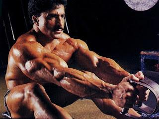 Samir Bannout Bodybuilding