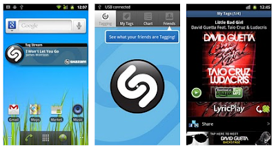 shazam  Las 27 aplicaciones utiles para tu Android que deberías instalar