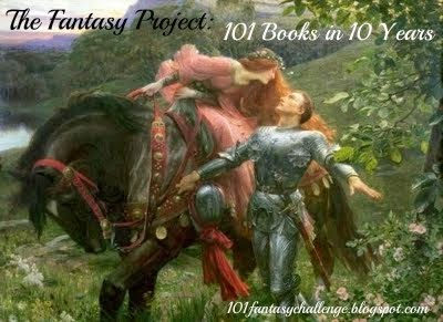 My Fantasy Reading Challenge