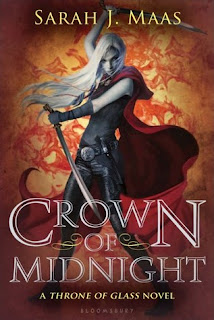 Review: Crown of Midnight by Sarah J. Maas (Throne of Glass #2)
