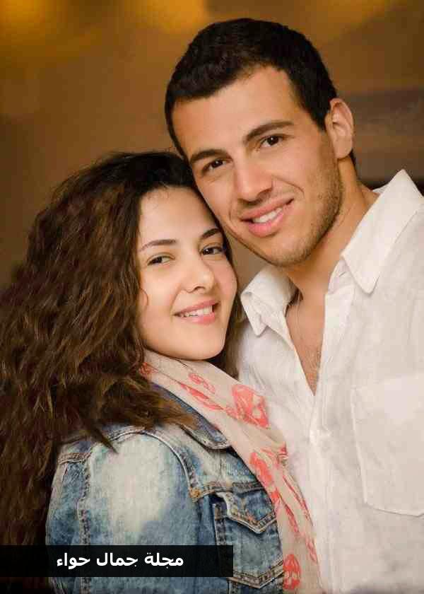 دنيا سمير غانم تستقبل مولودتها الأولى , فماذا أسمتها؟