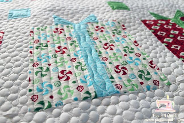 Piece N Quilt: Flurry Christmas Present Quilt : flurry quilt pattern - Adamdwight.com
