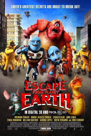 Cuc o Thot Khi Tri t - Escape from Planet Earth (2013) Vietsub