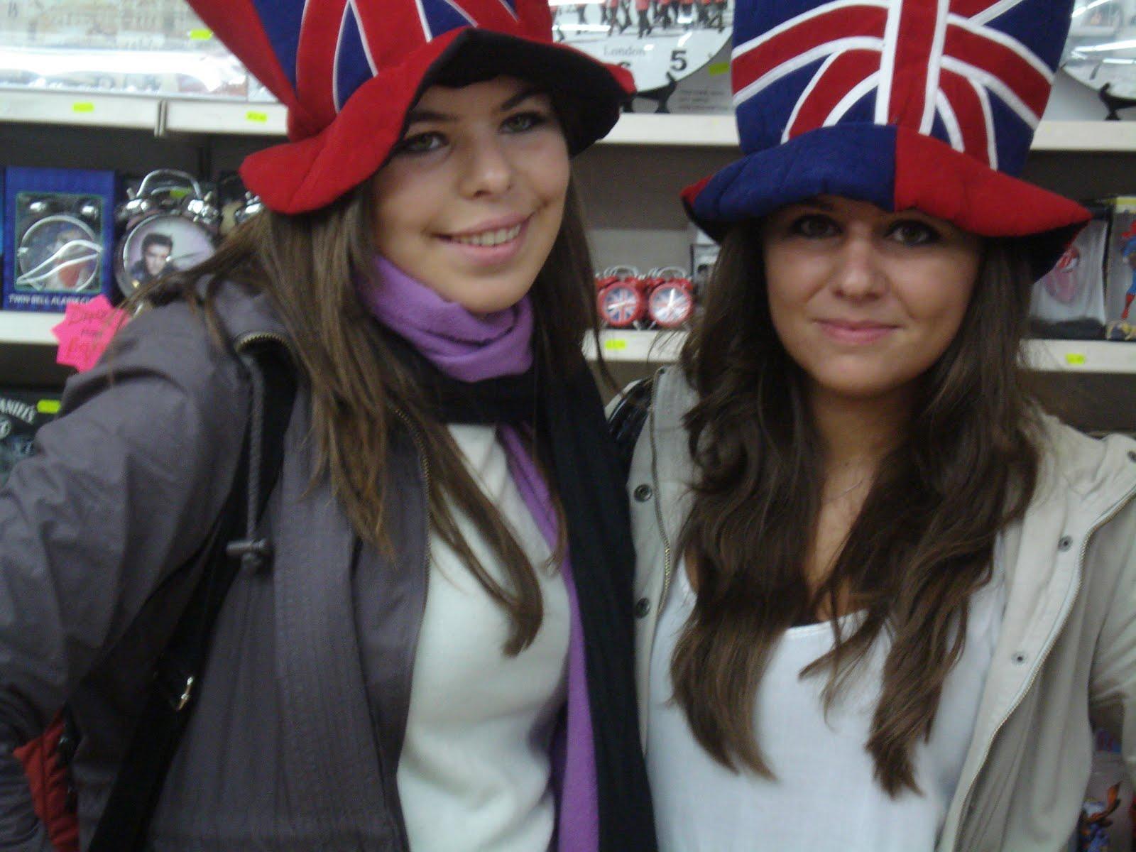 Around London! ♥