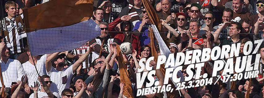 SC Paderborn : FC St. Pauli - 27ª rodada
