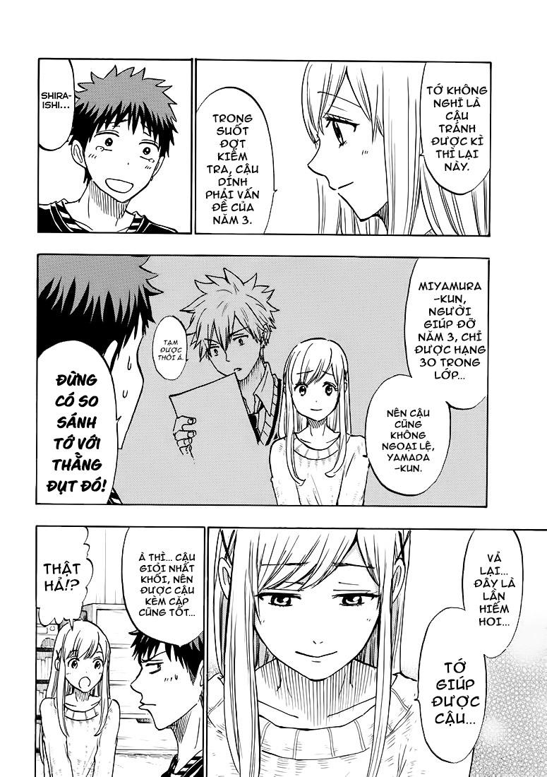 Yamada-kun to 7-nin no majo chap 185 page 10 - IZTruyenTranh.com