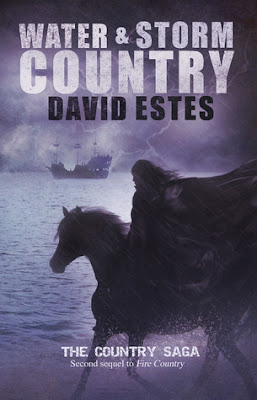 Cover Reveal: Water & Storm Country (Country Saga #3) by David Estes