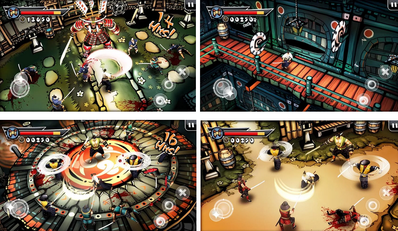 Samurai II: Vengance v1.1.2 .apk