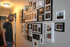 Matt's Picture Wall