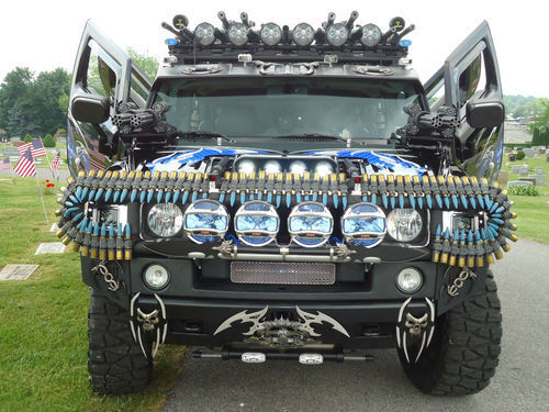 The Vehicle For Surviving The Zombie Apocalypse 605