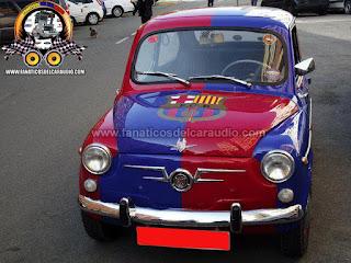 Auto Tuning Barcelona FC