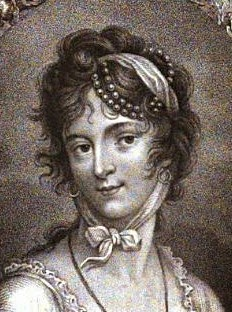 Harriet, Lady Bessborough from La Belle Assemblée (1810)