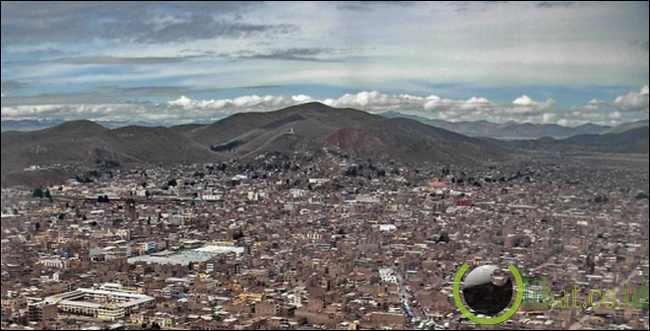 Juliaca di Peru