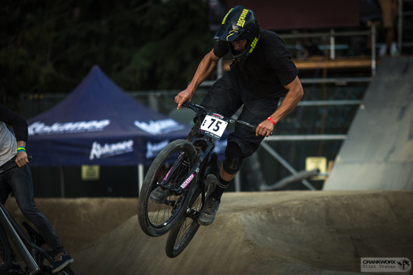 SRAM presents: Zero To Sixty: Ultimate Pump Track Challenge Curtis Robinson