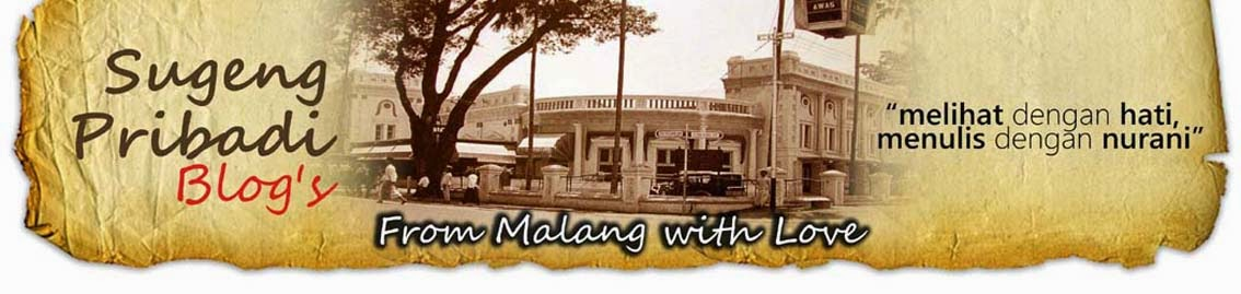 from MALANG with LOVE