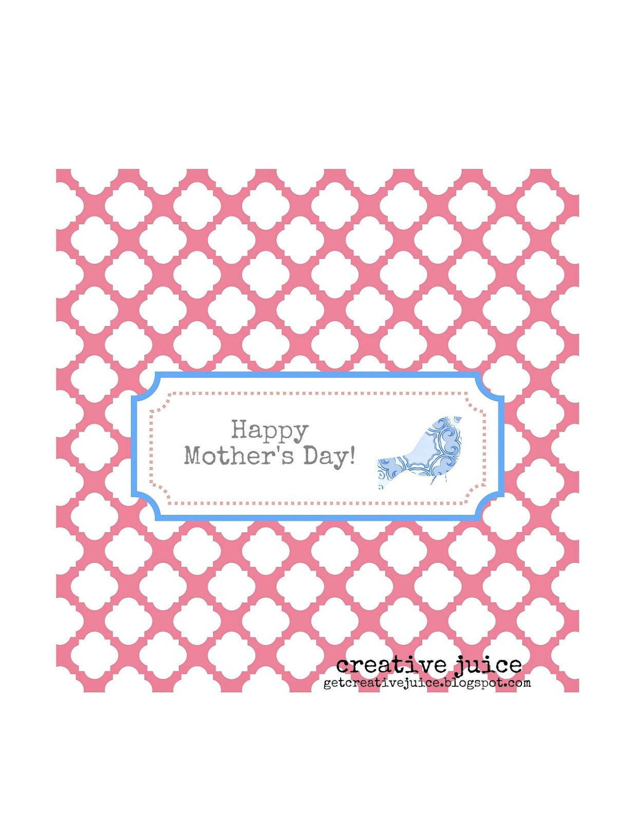 Free printable mothers day candy bar wrapper creative juice to download pronofoot35fo Gallery