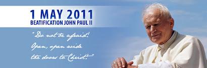 Website Phong Chân Phước John Paul II