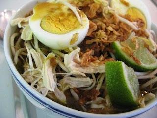 resep soto ayam solo jawa tengah
