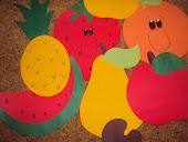 Frutas para chegada do Outono