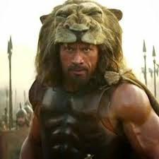 Hercules - Dwayne Johnson | A Constantly Racing Mind