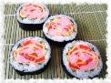 バラ・巻き寿司・花・教室・体験