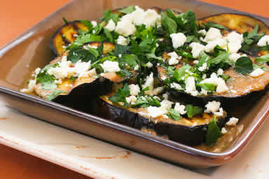 Ten Easy Ideas from Kalyn for Vegetables on the Grill found on KalynsKitchen.com