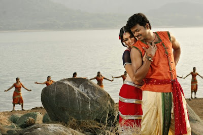 Vijay's Velayudham movie stills