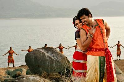 Vijay's Velayudham movie stills