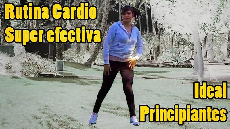 rutina cardio superfectiva para principiantes