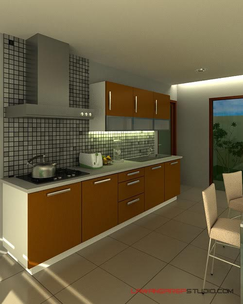 Kitchen sets furniture set karya mas company like dands for Dapur kitchen set