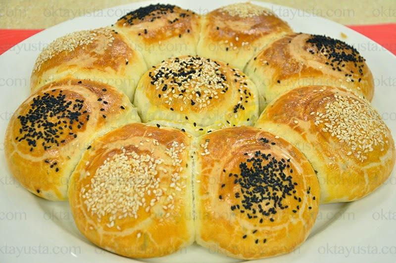 Peynirli Ekmekler Tarifi