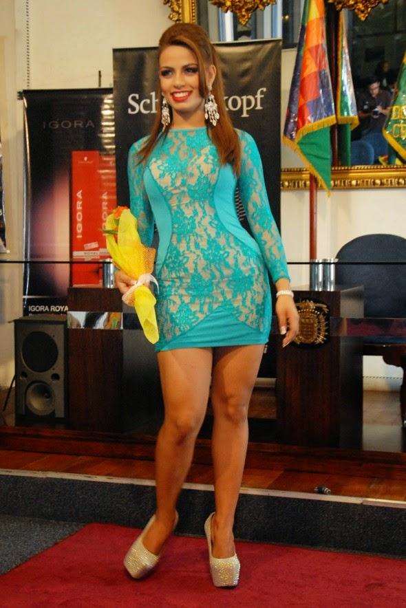 Fotos de las candidatas a miss cochabamba 2013 3