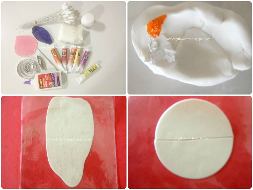 how to make air dry clay with glue
