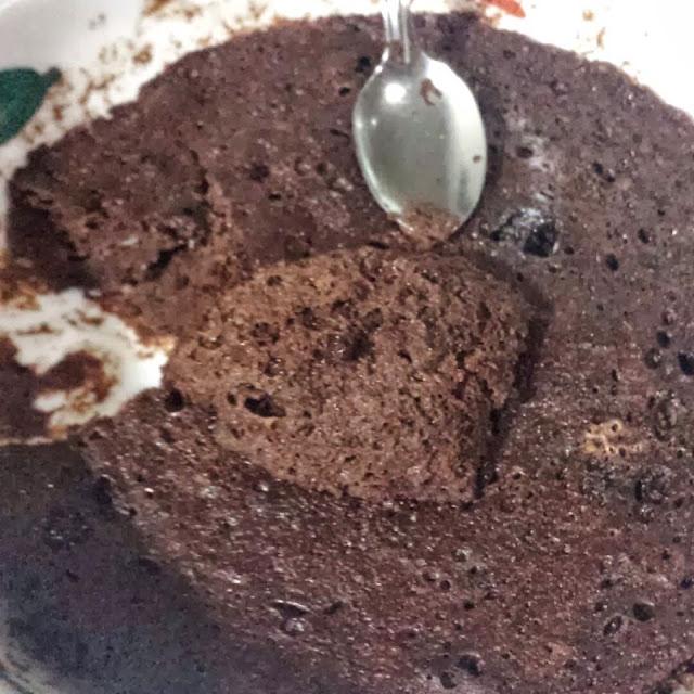 Bolo Chocolate sem farinha zero acúcar