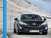 Peugeot RCZ 2011