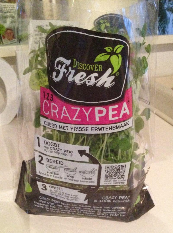 Crazy pea