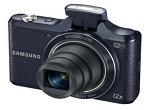 Amazon: Buy Samsung WB50F 16.2MP, 12X ZOOM Smart WiFi & NFC Digital Camera at Rs.10390