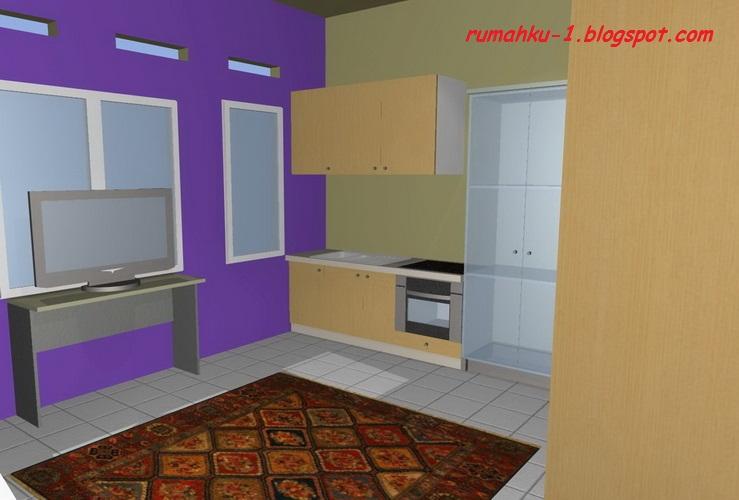 rumahku 1 design interior minimalis rumah type 45 135