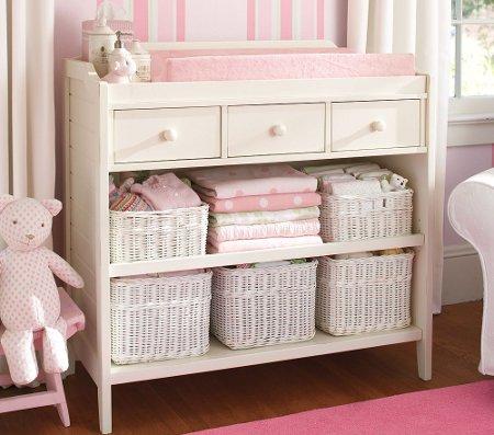 Mariangel coghlan preparando el cuarto del bebe - Muebles para habitacion de bebe ...