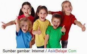 Karakter Anak Masa Prasekolah (2-6 Tahun)