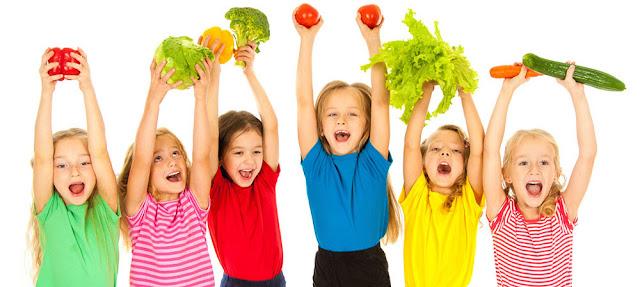 ¿Por que son importante las vitaminas en los niños?