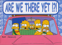 Advice for Indie Authors: Are we there yet? Nearly!