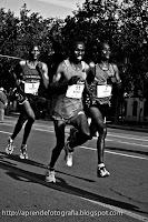 maratón congelado