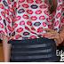 Trend: Estampa labial / beijinhos